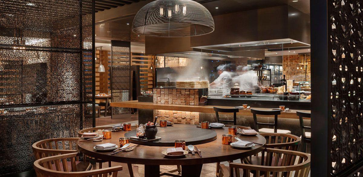 ROSEWOOD HOTEL BEIJING, CHINA | Hotel lobby design, Kitchen design ...