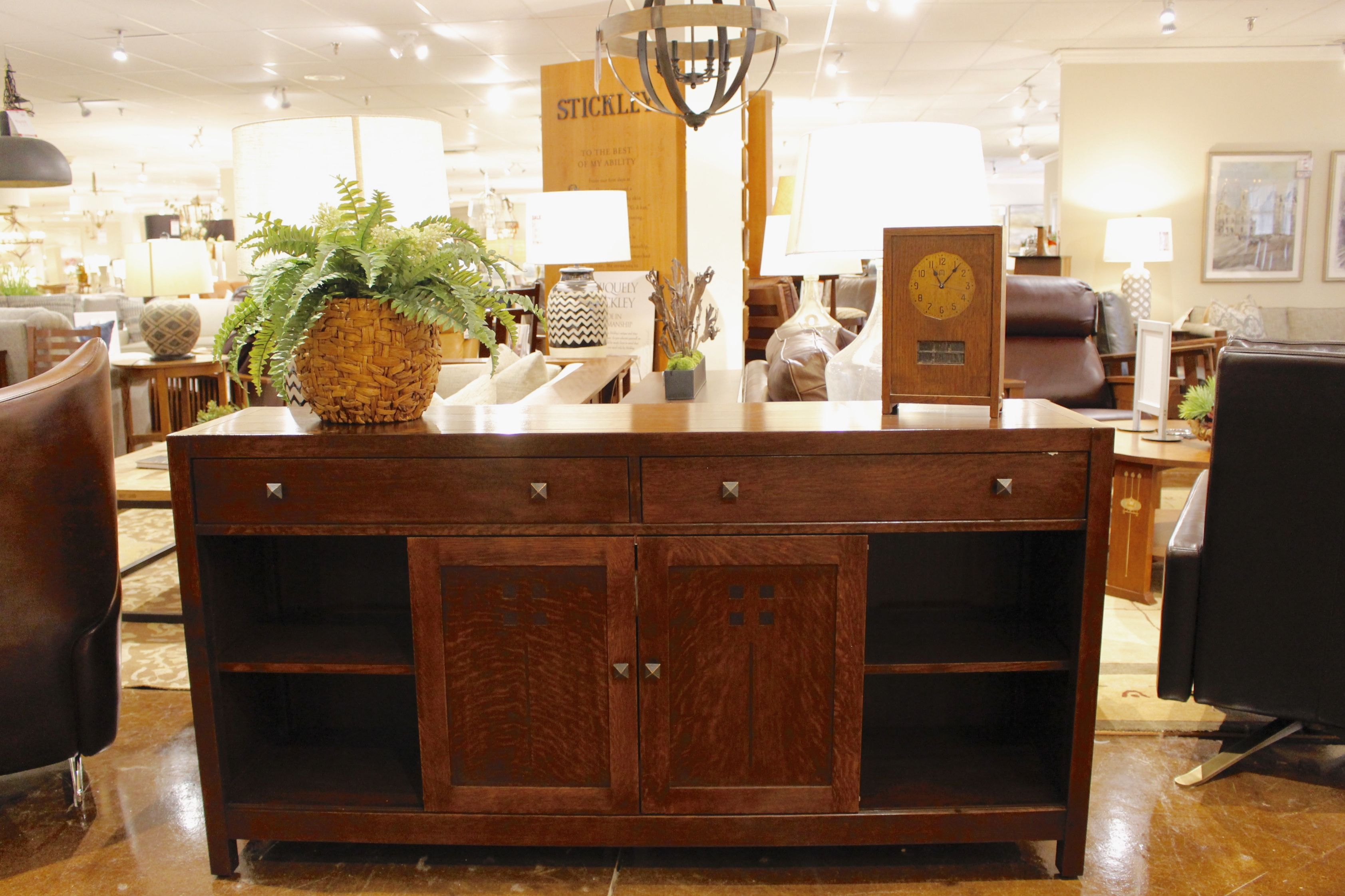 Stickley Buffet Table Stickley Furniture in Pinterest