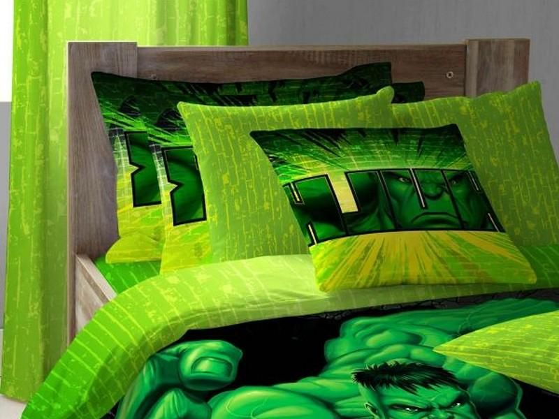 Attirant Bedding, Incredible Hulk Bedding Hulk Bedroom Decor Theme Entertainer  Fabric Designs Can Range From Incredible
