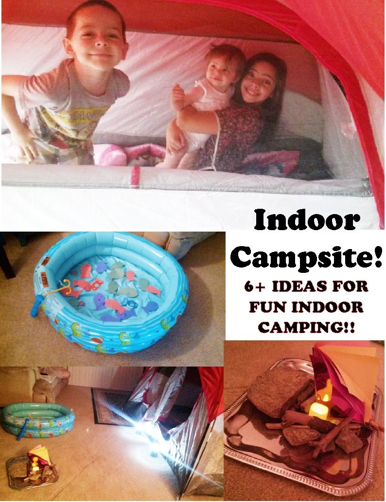 Indoor Campsite 6 Ideas For Fun Indoor Camping Www Family Joys