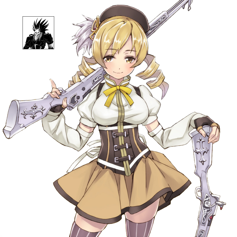 Image result for mami tomoe