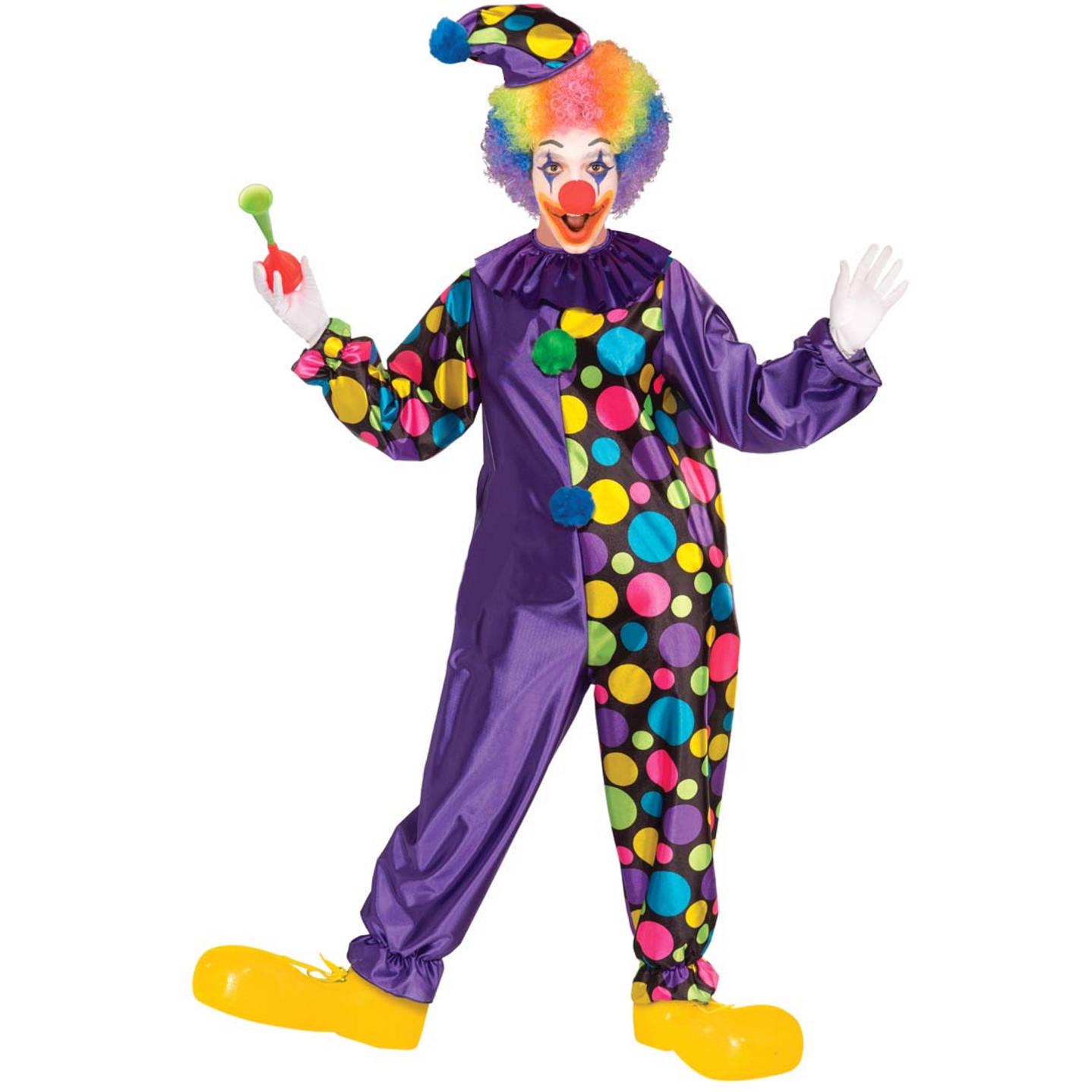 Клоун картинки костюма