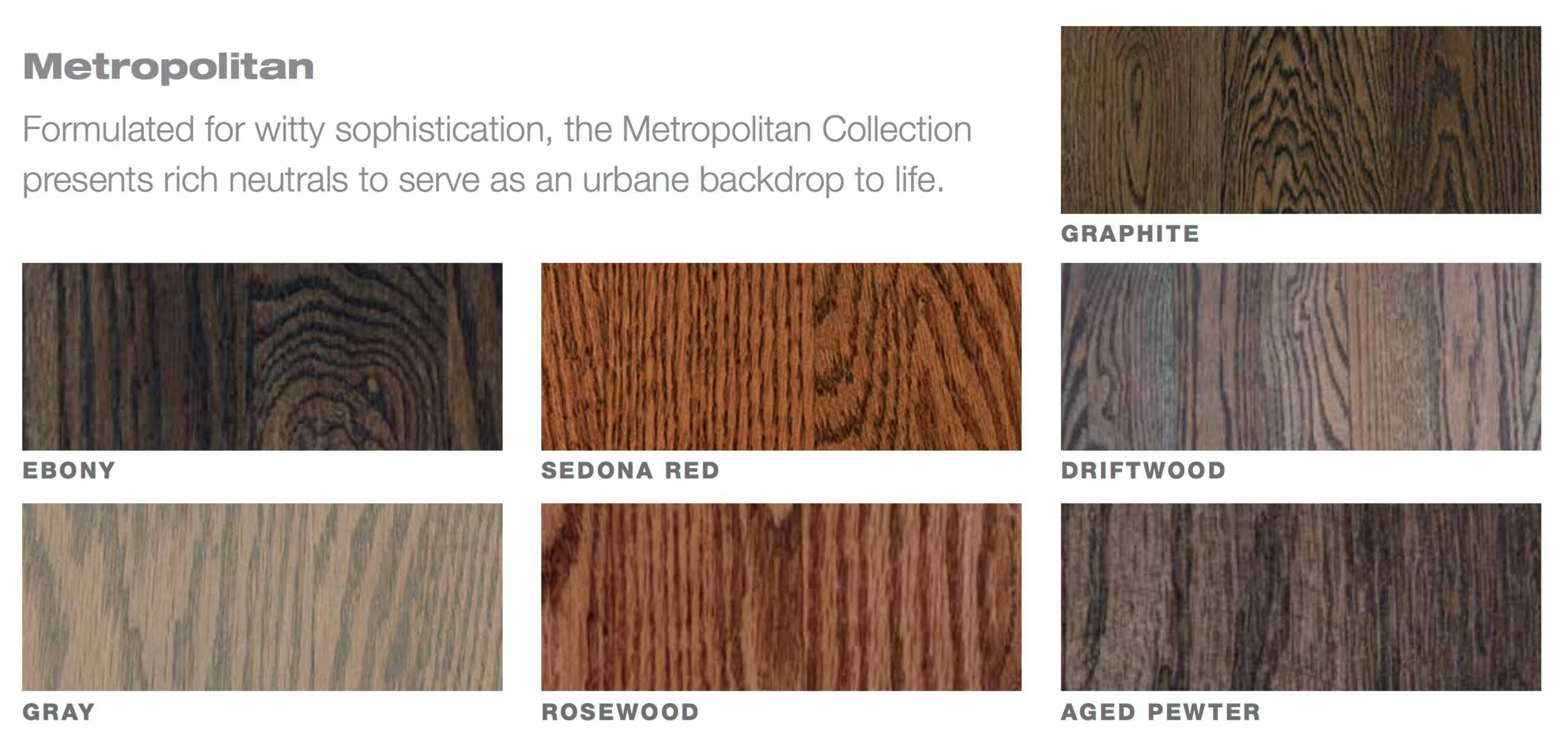 Bona® DriFast Hardwood Floor Stain Color Swatch / Chart ...
