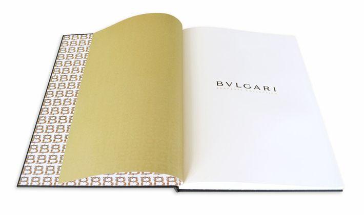 BOOKS   NEW BULGARI SERPENTI COLLECTION