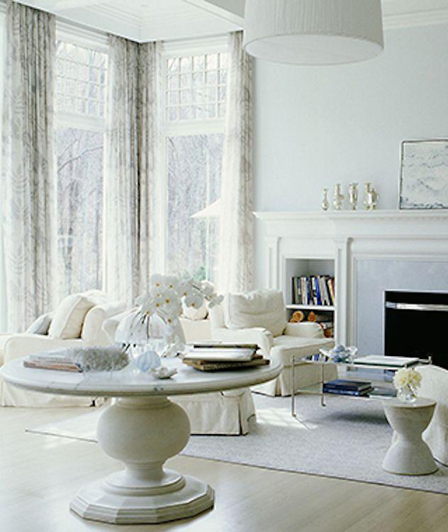 Long Winter Weekend Guide Getaways zukünftiges Haus, Fernsehzimmer - raumdesign wohnzimmer modern