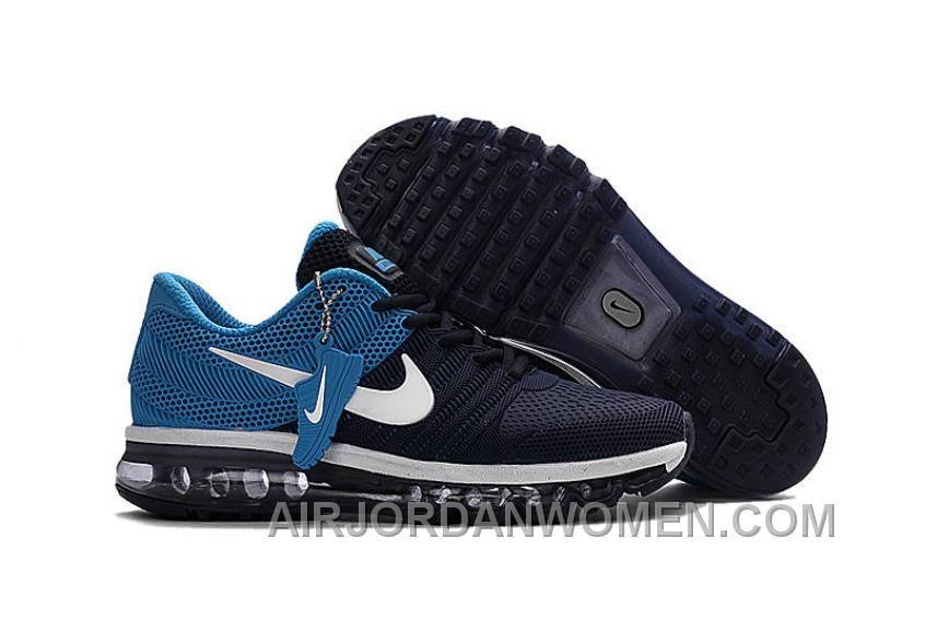 half off ebad7 356ba Authentic Nike Air Max 2017 KPU Navy White Blue Lastest MJ6AA, Price    69.57 - Air Jordan Women Shoes - Women s Air Jordan Shoes