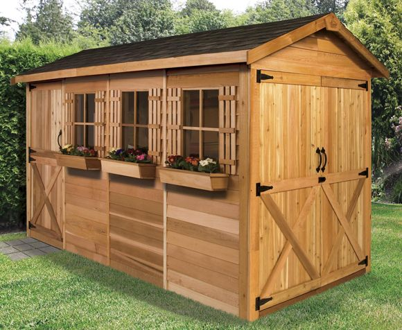 Shed Gallery Cedarshed Shed Gazebo Gallery Cedar Shed Diy Shed Plans Shed