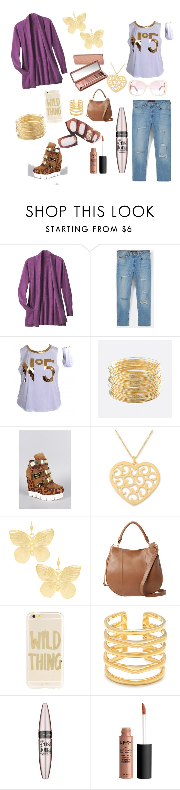 """""""Saturday day out"""" by envymestyles ❤ liked on Polyvore featuring TravelSmith, Violeta by Mango, Avenue, Dollhouse, NOVICA, Kenneth Jay Lane, Foley + Corinna, Sonix, Stella & Dot and Urban Decay"""