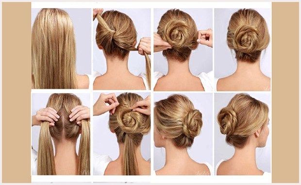 10 Quick Hairstyles For Your Night Party Sulekha Home Talk Office Hairstyles Easy Office Hairstyles Thick Hair Styles