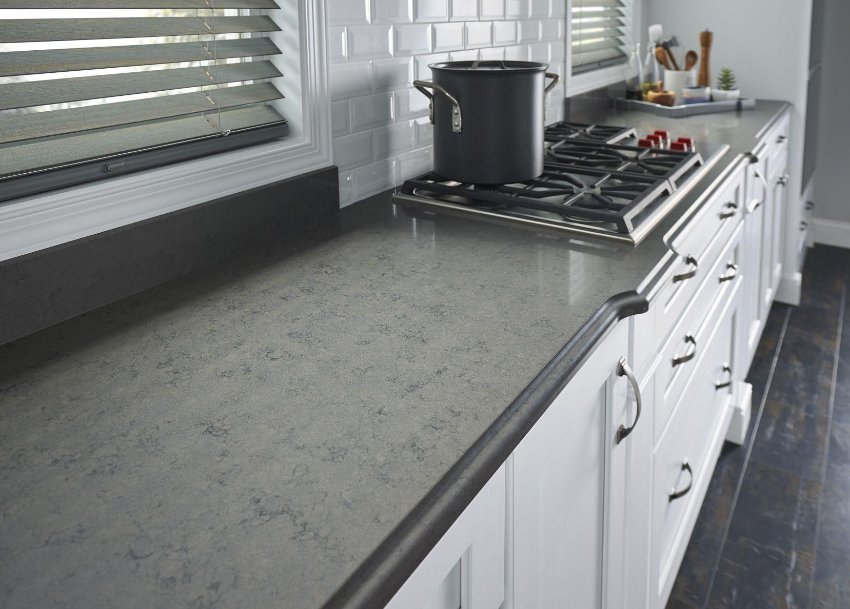 how to care for viatera quartz countertops