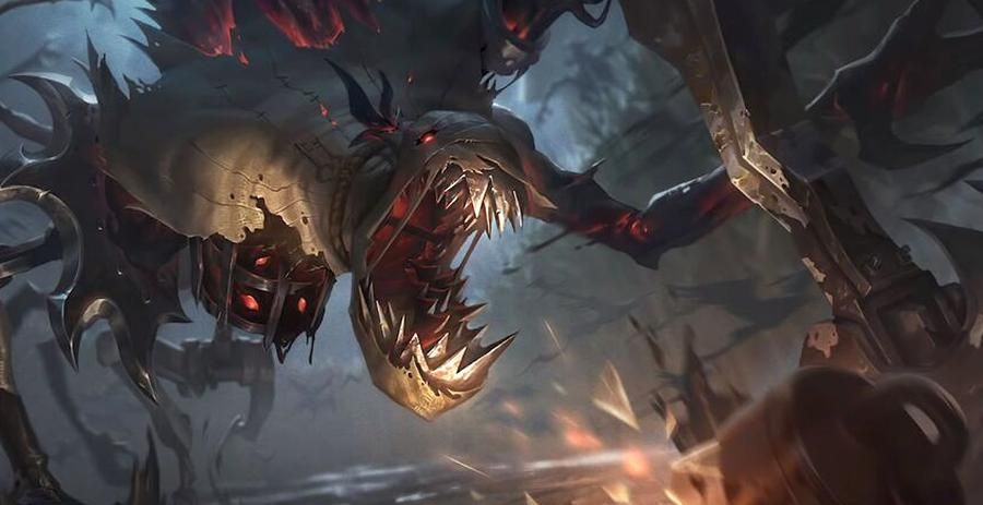 Fiddlesticks League Of Legends Wiki Fandom In 2020 Lol League Of Legends League Of Legends Fabel