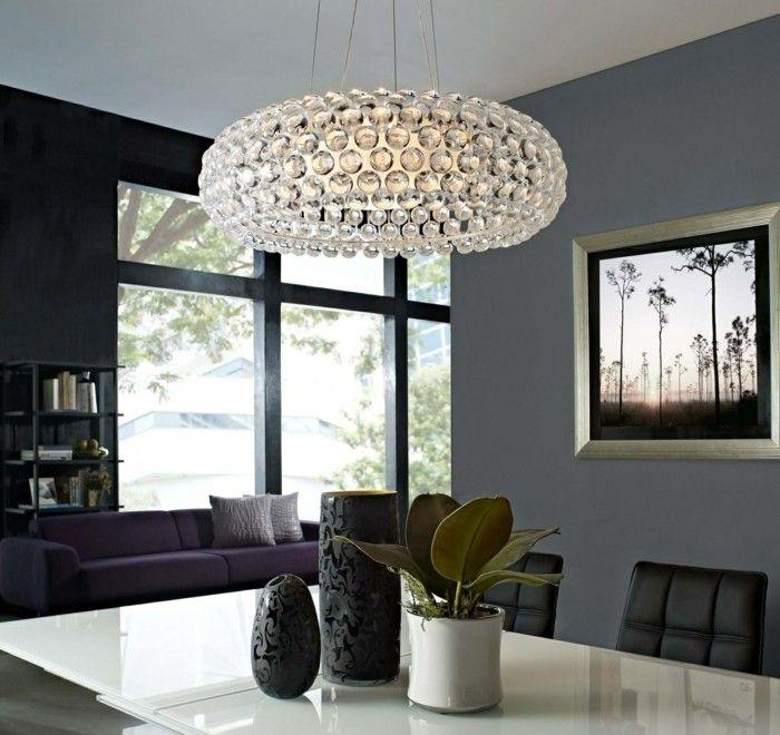 Kronleuchter Modern Eleganter Leuchter Esstisch Beleuchten