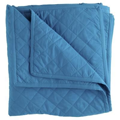 Moving Blanket The Land Of Nod Moving Blankets Kids Blankets Blue Blanket