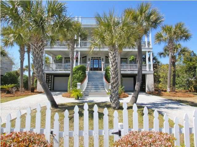Search all Sullivan's Island Real Estate & Homes For Sale at www.FindingCharlestonAHome.com