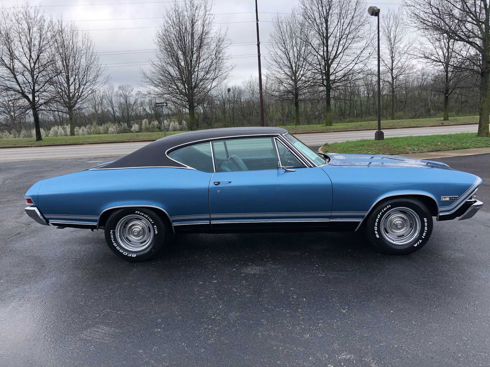 1968 Chevrolet Chevelle SS 396 For Sale | AllCollectorCars.com