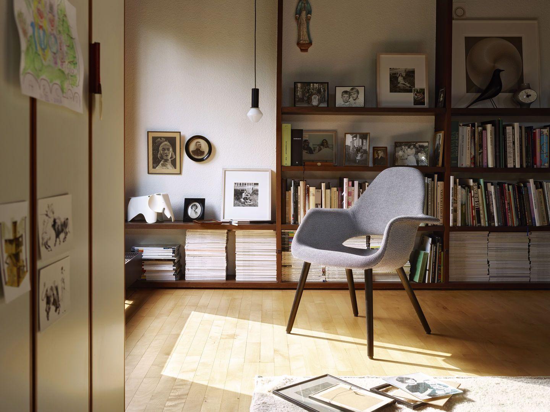 Vitra Eames Organic Chair   Eames elephants, Chic living ...