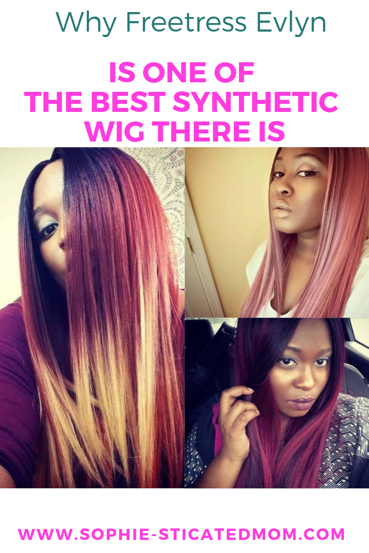 Why Freetress Evlyn Is One Of The Best Synthetic Wigs There Is With Images Affordable Wigs Synthetic Wigs Wigs