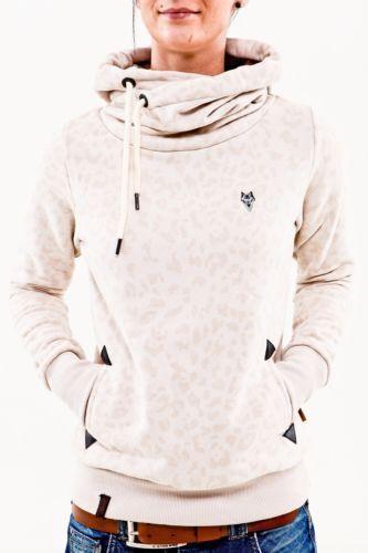 naketano wild darth light beige melange women hoodie kapuze pullover fashion pinterest. Black Bedroom Furniture Sets. Home Design Ideas