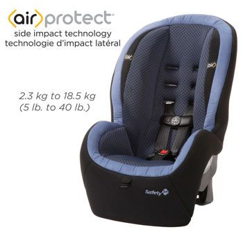 Safety 1stR OnSide AirTM Car Seat With Air ProtectTM Side Impact Technology