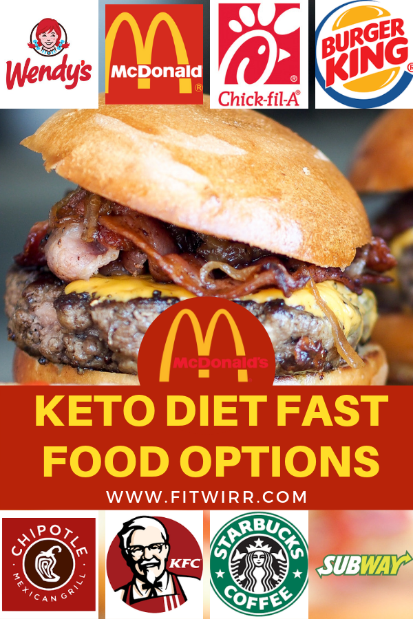 15 Keto Fast Food Options You Can Eat on a LowCarb Diet