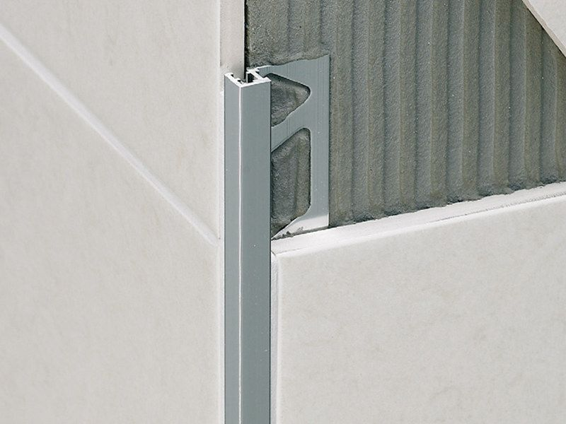 Multipurpose Square Edge Profile Squarejolly Sj By Profilitec Tile Edge Tile Edge Trim Tile Trim