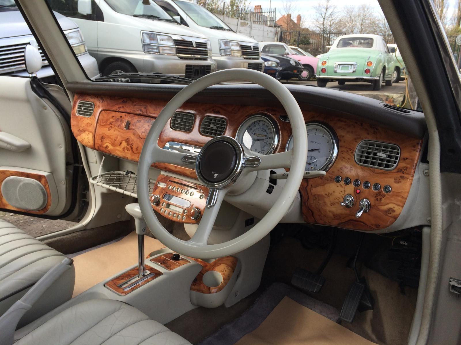 Nissan Figaro | eBay | Classic Interior Collection | Pinterest ...