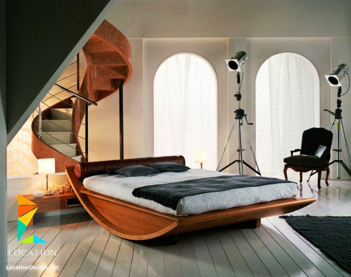 غرف نوم للعرسان تركية 2019 2020 Unique Bed Design Contemporary Bedroom Furniture Modern Bedroom Decor