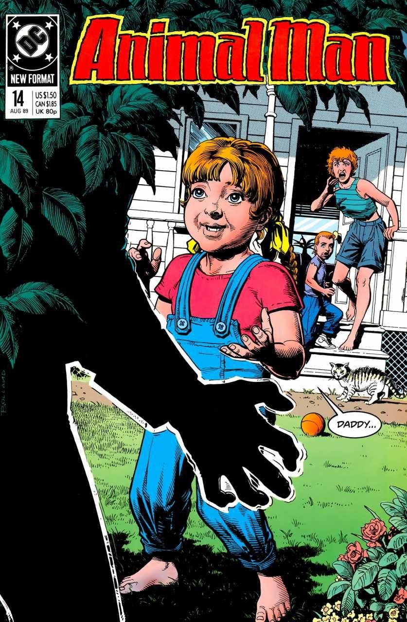 Animal Man #14 - Spooks (Issue)