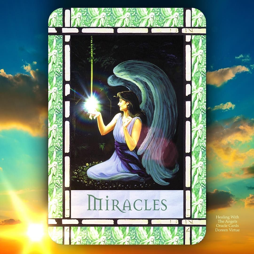 Avec Healing With The Angels, Tirage de carte du jour de Doreen Virtue du  27 03 2017. 2d36a949f01e