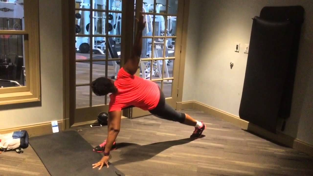 Yoga Strength exercise (With images) Strength workout