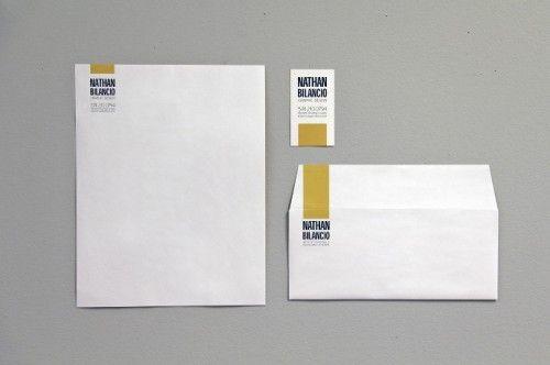30 Creative Letterhead Designs | Thumbwar Stuff | Pinterest ...