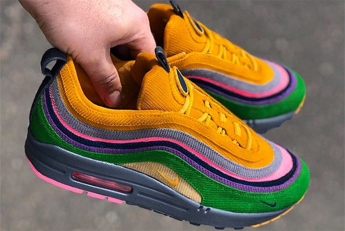 8fc0d59d3631 Wotherspoon s Air Max 97 1 Gets Flipped - Sneaker Freaker