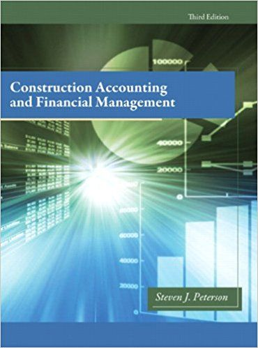 Free donwload construction accounting financial management for free donwload construction accounting financial management for ipad by steven j fandeluxe Images