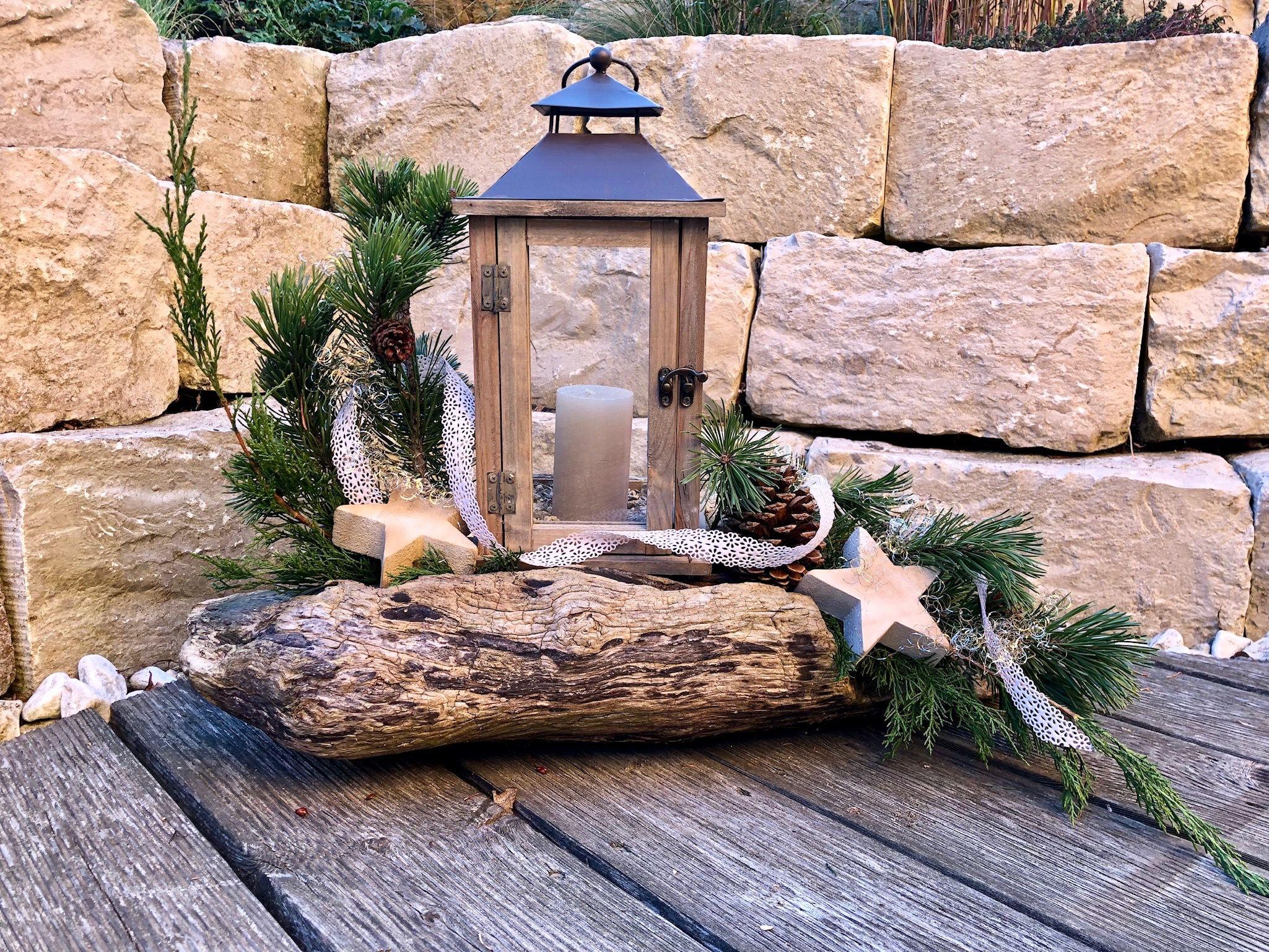 Weihnachten #weihnachtsdekofensterbank