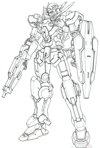 Gny 001fb Gundam Astraea Type F Black The Gundam Wiki Fandom Coloring Pages Custom Gundam Gundam Art