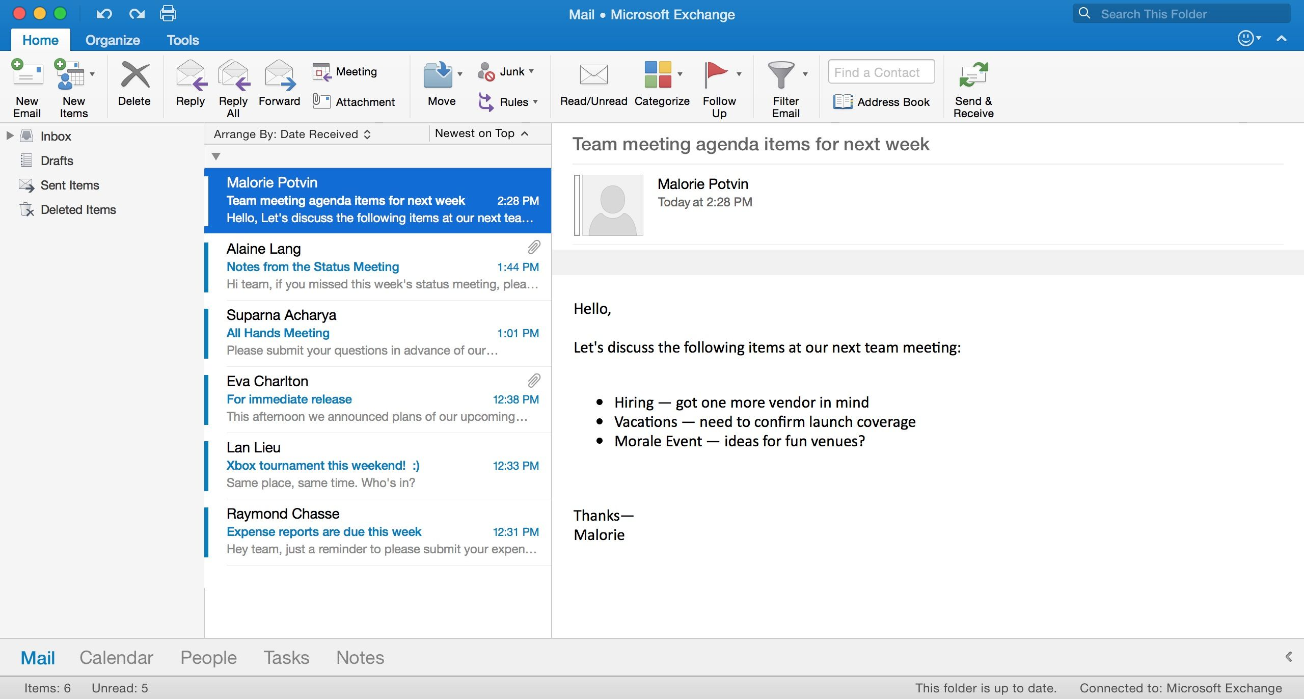 The Best Mac Email App Langeneß