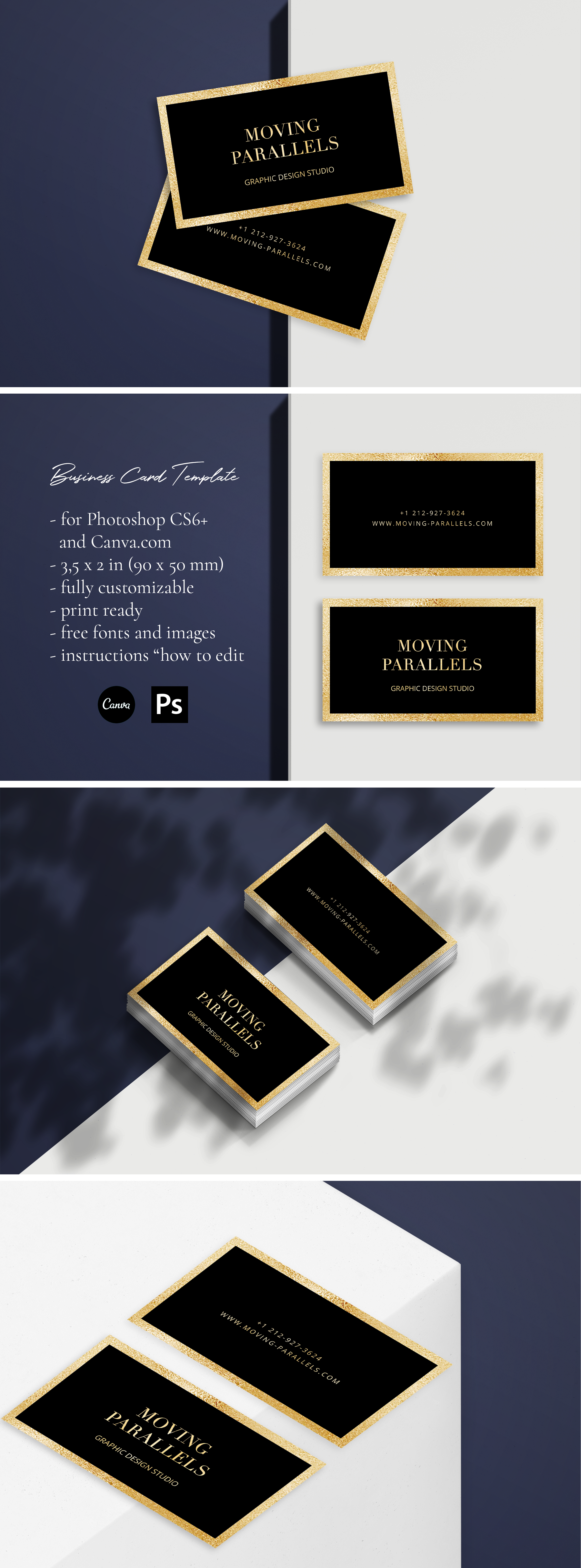 Elegant Gold Business Card 9 In 2020 Gold Business Card Business Card Design Business Card Template