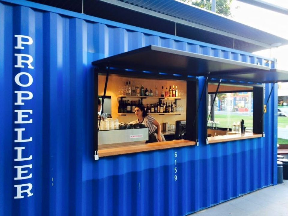 Perth Containers 2 Jpg 960 721 With Images Food Truck Design Shipping Container Design Container Cafe