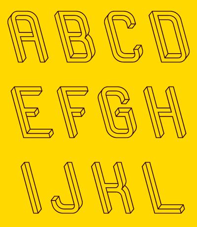 Martzi Hegedus' Frustro typeface
