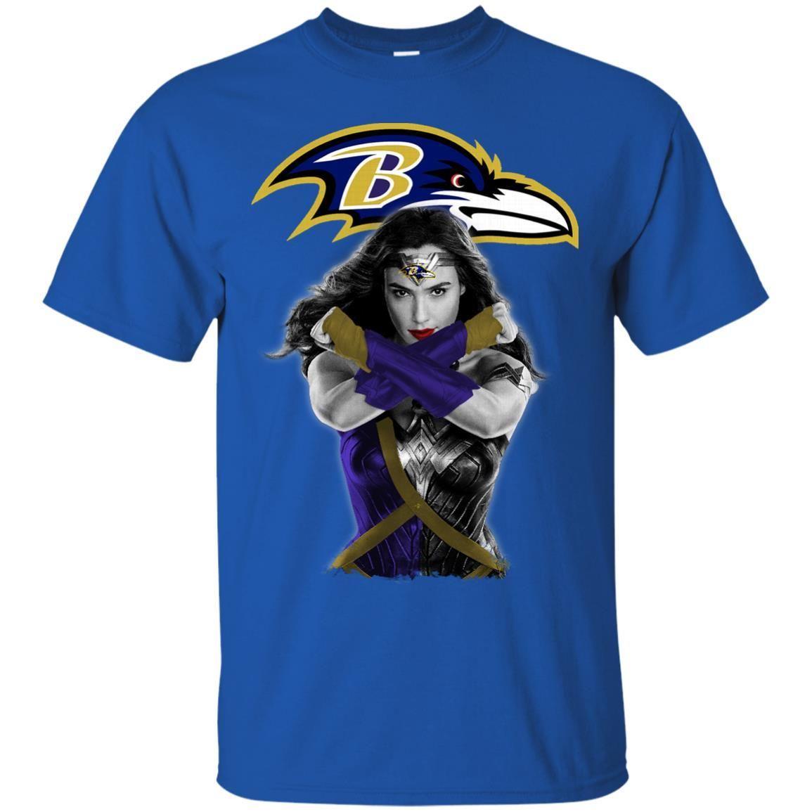 Baltimore Ravens Wonder Woman Women March Women Rights T shirts Hoodies Sweatshirts