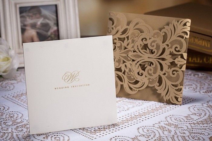 Invitaciones de boda elegantes y originales solo para ti Wedding - invitaciones para boda originales