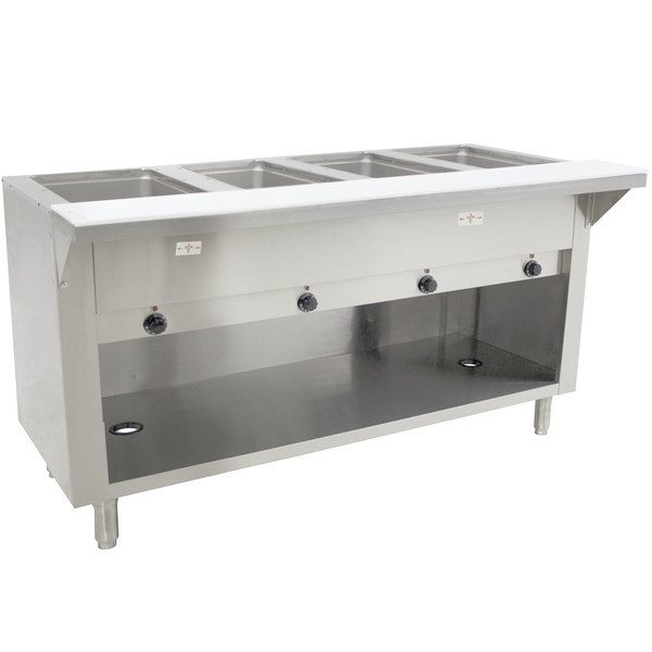 Best Advance Tabco Sw 4E 120 Bs T Four Pan Electric Hot In 2020 400 x 300