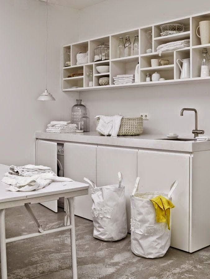 Integrar la zona de lavadero en la cocina lavadero en la for Lavadero cocina