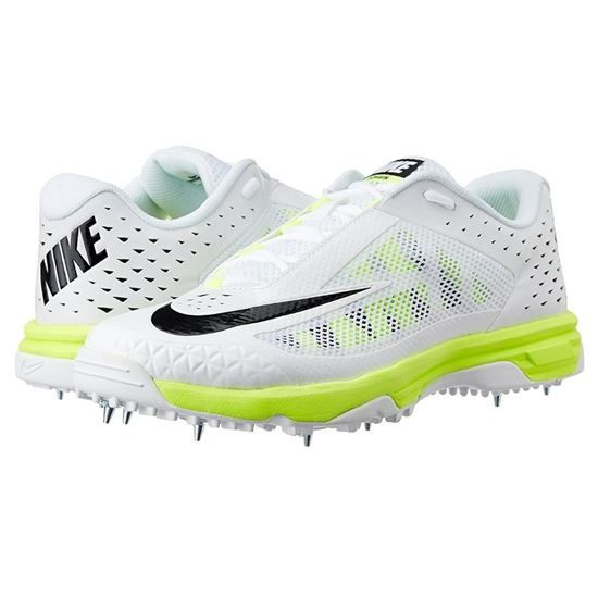White Cricket Nike And Grey Shoes Domain 2 Spike H9eID2WEY