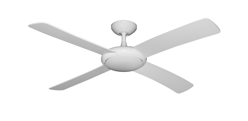 Luna 52 white contemporary fan ceiling fans pinterest explore ceiling fan remote ceiling fans and more aloadofball Choice Image