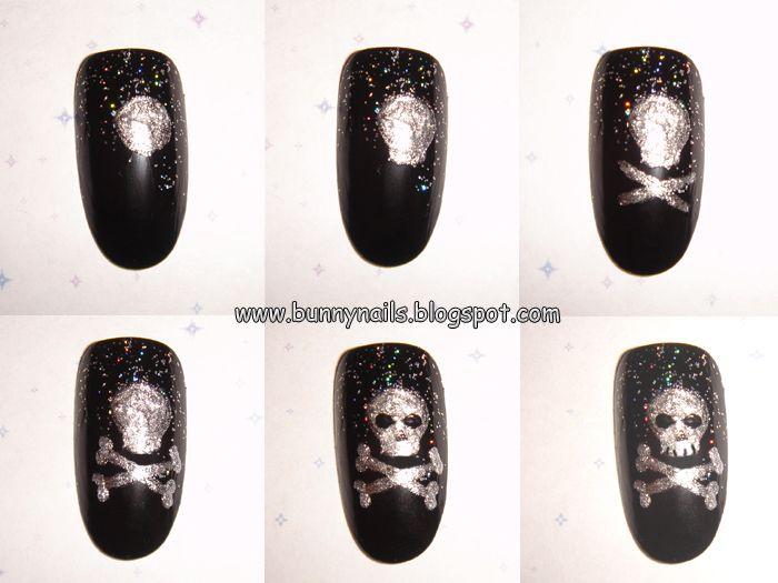 Bunny Nails Quotrocker Chick Quot Nail Art Tutorial Nail Art