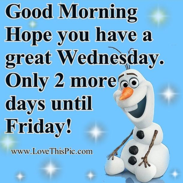 20 Best Good Morning Happy Wednesday Quotes | Good morning ...