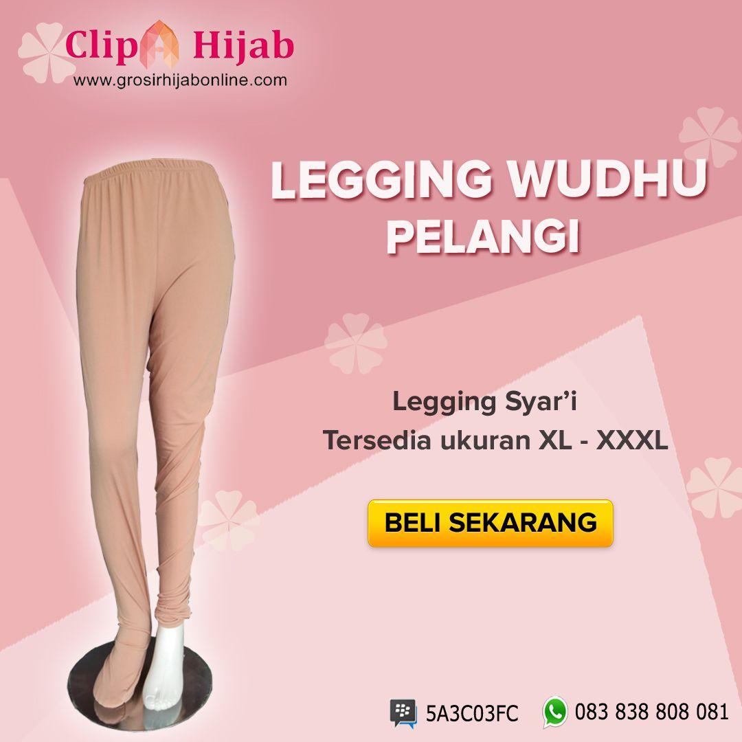 Legging Wudhu Pelangi Legging Yang Syar I Celana Legging Wanita Muslim Yang Bisa Digunakan Saat Wudhu Dan Saat Berjalan Tanpa Ri Celana Kaos Kaki
