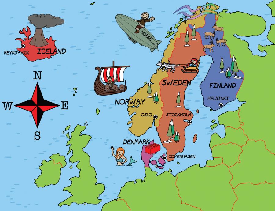 How To Be More Scandinavian In Your Everyday Life Scandikitchen Scandinavia Norway Oslo Norway Sweden Finland