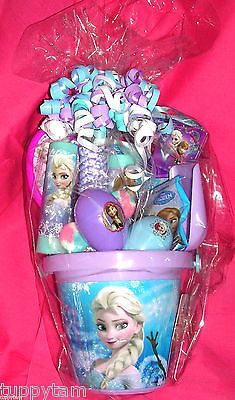 Disney frozen easter gift basket deluxe with wrapping and bow more disney frozen easter gift basket deluxe with wrapping and bow more than 14 items easter negle Image collections